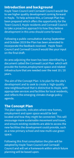 Introduction and background | Hayle Growth Area Concept Plan