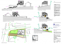 PA13/08062 | Conversion and extension to detached garage to create a self-contained dwelling with on-site parking | 14 Steamers