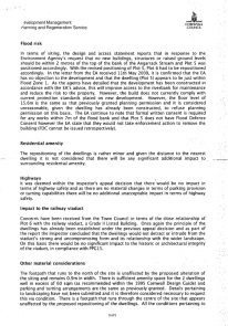 Officers Report page 3