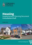 PA18/00003/SPD DRAFT HOUSING SUPPLEMENTARY PLANNING DOCUMENT 4149985
