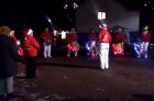 Samba at Angarrack Lights Switch On