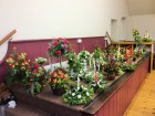 Some photos of the 36 arrangements done by the very talented ladies at workshop December 2016 part five