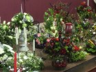 Some photos of the 36 arrangements done by the very talented ladies at workshop December 2016 part three