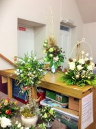 Some photos of the 36 arrangements done by the very talented ladies at workshop December 2016 part six