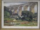 Angarrack Bridge, Cornwall, Eng   George Gardner Symons (British/American 1862-1930)