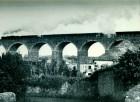 Steam Train on Angarrack Viaduct